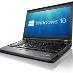 Lenovo Thinkpad x230 12,5″ i5 3230M, 4GB, HDD 320GB, A+