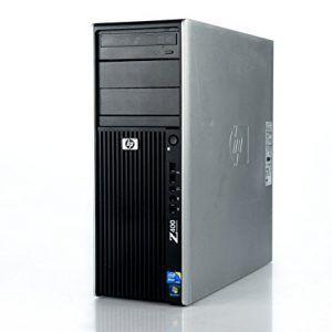 HP z400 XEON W3520, 6GB, SSD 128GB Nvidia Quadro FX580