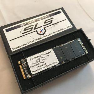 SSD SLS NVMe M2 128GB 2280