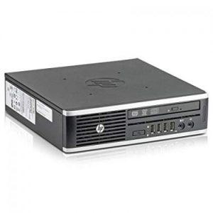 HP Compaq Elite 8300 USFF Ultra-Slim Desktop i5 3470S, 4GB, SSD 128GB