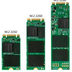 Disco SSD M2 NGFF 512GB 2242/2260/2280