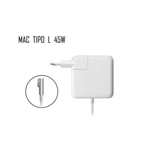 Cargador Apple 45W Magsafe 1 tipo L