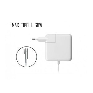 Cargador Apple 60W Magsafe 1 tipo L