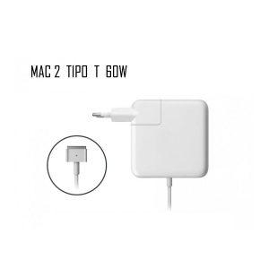 Cargador Apple 60W Magsafe 2 tipo T