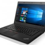Lenovo Thinkpad L460 14″ i5 6200M, 8GB, SSD 180GB, B