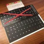 KIT Pegatinas de teclado Español en vinilo ultrafino