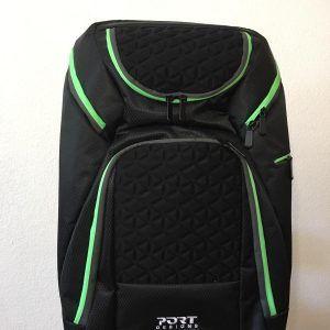 """Mochila Port Designs Gaming Backpack 17.3"""" Notebook, 10"""" Tablets"""
