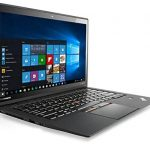Lenovo ThinkPad X1 Carbon G4, 14″, i7 6600U, 8GB, SSD 256GB, QHD, IPS, A+