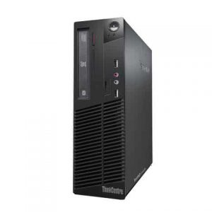 Lenovo Thinkcentre M82 SFF, I5 3570, 4GB, HDD 500GB, A+