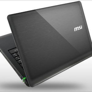 MSI CR640 i3 2310M, 4GB, HDD 500GB, B+