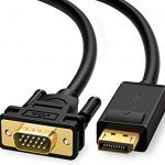 Cable Displayport a VGA