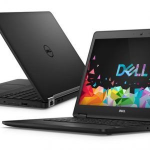 Dell Latitude E7470 14″, i7 6600U, 8GB, SSD 128GB NVME, Full HD, IPS, A+
