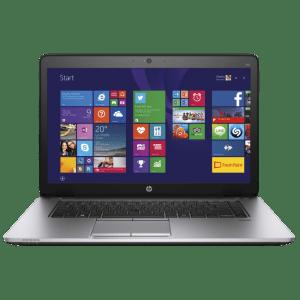 HP EliteBook 850 G2 15,6″ i5 5300U, 8GB, SSD 128GB, Full HD, A