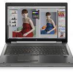 """HP Elitebook 8760W 17,3"""" i7 2630QM, 16GB, SSD 256GB, Full HD, A"""