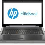 "HP EliteBook Workstation 8770w 17,3"" i7 3520M, 12GB, SSD 256GB, Nvidia Quadro K3000M, A+"