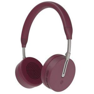 Auriculares KYGO A6/500 Bluetooth Granate Nuevo