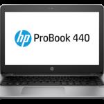HP ProBook 440 G4 14″, i5 7200U, 8GB, SSD 128GB, FHD, A