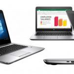 HP EliteBook 850 G3 15,6″ i5 6300U, 8GB, SSD 128GB, Full HD, A+