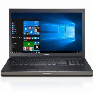 "Dell Precision M6800 17,3"" i7 4800MQ, 16GB, SSD 256GB, Full HD, Nvidia Quadro K4100M, A+"