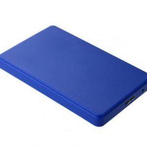 Carcasa Disco Duro Externa 2,5″ USB 3.0 Azul