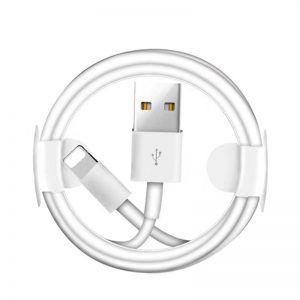 Cable Carga + Datos Lightning USB 2M para iPhone 7 8 Plus 6 6S PLUS X XR XS Max 11 Pro MAX 5 5S SE (copia)