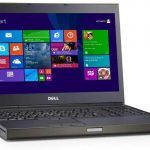 Dell Precision M4800 15,6″ i7 4810MQ, 32GB, SSD 256 + HDD 500GB, Full HD, A