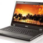 """Dell Latitude E5510 15,6"""" i3 380M, 4GB, HDD 250GB, No Cam, A+"""