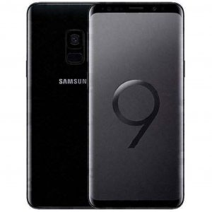 Samsung Galaxy S9 G960U 64GB, Negro, A-