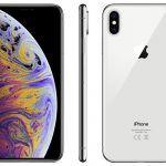 Apple IPhone XS Max 64GB, Plata, A+