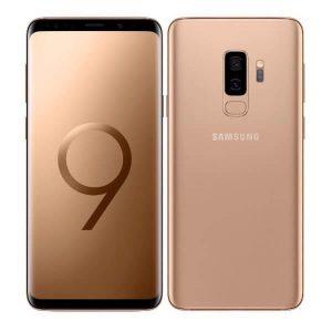 Samsung Galaxy S9 G960U 64GB, Oro, A