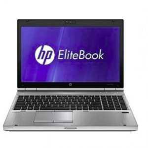 "HP EliteBook 8560P 15,6"" i5 2520M, 4GB, SSD 128GB, No Cam, A"